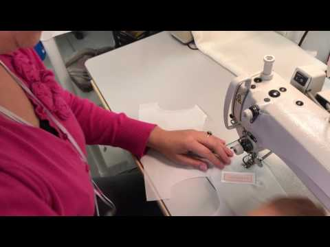 How We Make The Memory Christening Gown