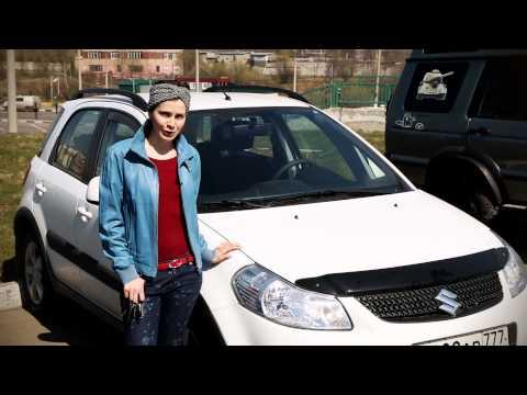 Suzuki SX4: улучшение динамики, снижение расхода топлива