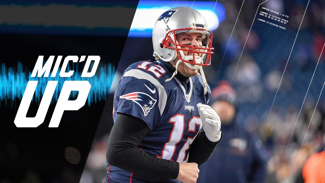 56d22614 Texans vs. Patriots Divisional Round Mic'd Up Highlights | NFL Films |  Sound FX
