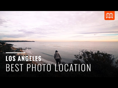 Best Sunset Beach in Los Angeles for Photography!