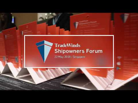 TradeWinds Shipowners Forum Singapore 2018