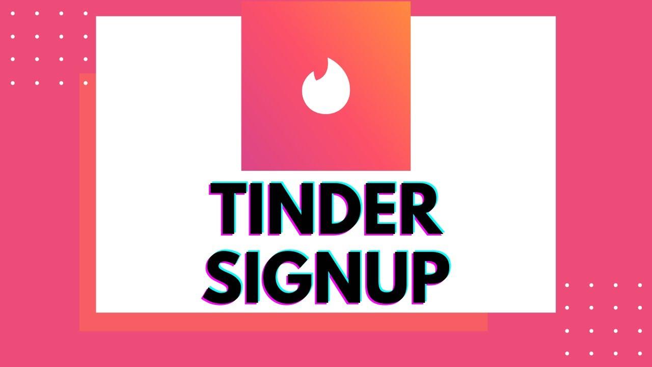 Inregistrare Dating Site Tinder)