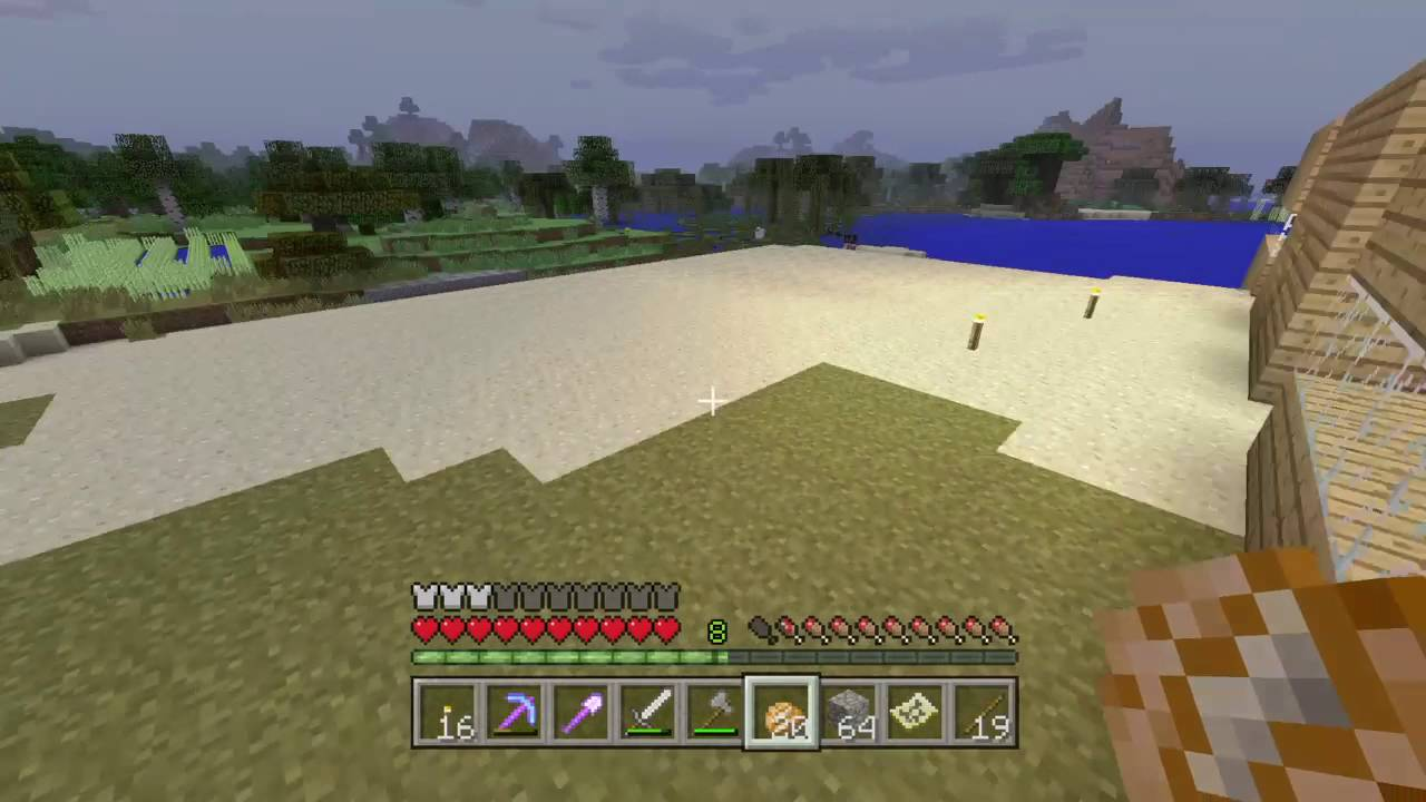 How To Make Green Dye Cactus Green In Minecraft Youtube