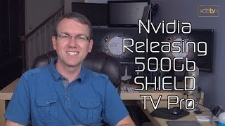 Nvidia Releasing 500Gb SHIELD TV Pro, Android Factory Reset Security Flaw, Nexus Player Gets TWRP