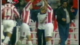 olympiakos vs paok 2-0 1997-98