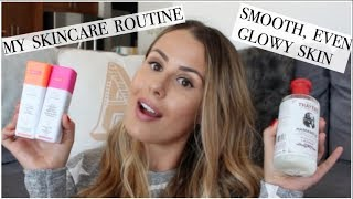 My current SKINCARE FAVOURITES for SMOOTH, EVEN, GLOWY SKIN!