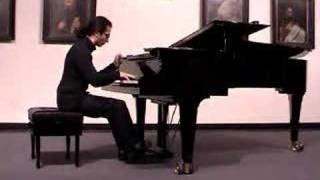 Nageeb Gardizi plays Liszt  -  Liebestraum No. 3
