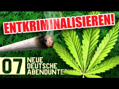 Idiotentest dank Cannabis | Gras legalisieren? | Gäste: Hubertus Koch, Vérité | NDA #07