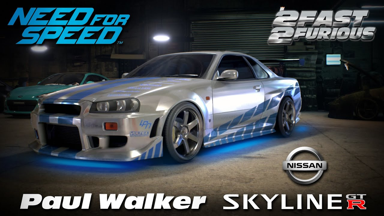 fast and furious skyline paul walker images galleries with a bite. Black Bedroom Furniture Sets. Home Design Ideas