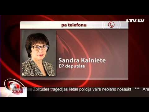 Sandru Kalnieti neielaiž Krievijā. Telefonintervija