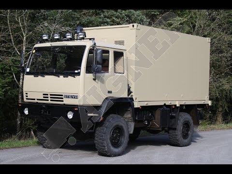 Van /Truck Comparison