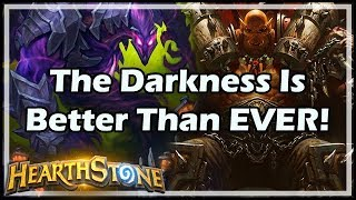 The Darkness Is Better Than EVER! - Boomsday / Hearthstone