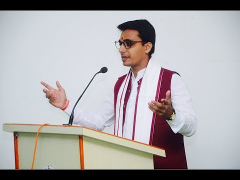 Kavi Arun Tiwari's Speech In MIPS 2013, Thane Law College