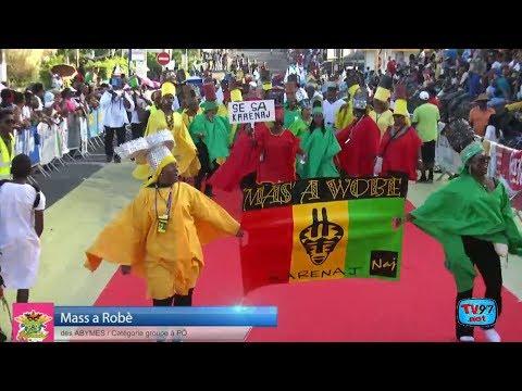 Revivez le direct de la Parade KAPES KANNAVAL 2018