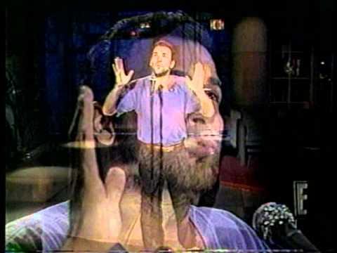 "Mandy Patinkin. ""Over The Rainbow"" August 18, 1989.  David Letterman"