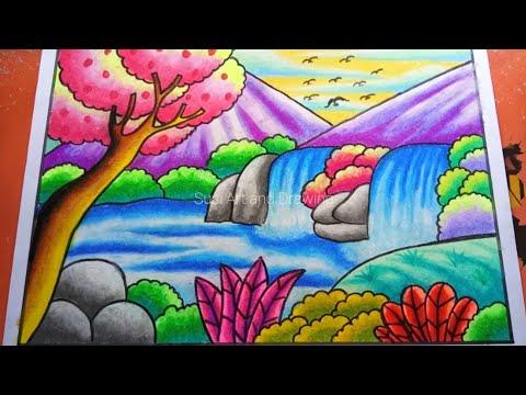 630 Gambar Pemandangan Alam Air Terjun Gratis Terbaik