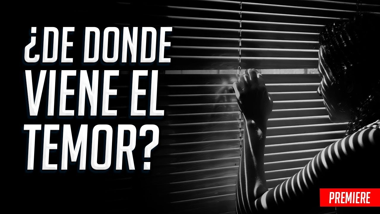 DE DÓNDE VIENE EL TEMOR