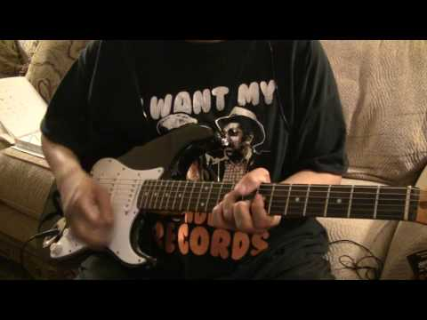 Kleeer - Keep Your Body Workin - Guitar Chord Lesson