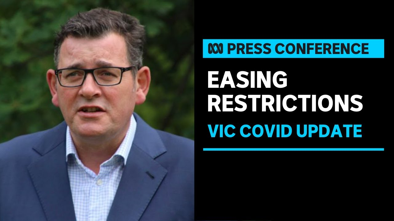 Victoria To Ease Restrictions With New South Wales Abc News Youtube