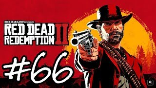 PADAJĄCY DESZCZ ️ - Let's Play Red Dead Redemption 2 #65 [PS4]