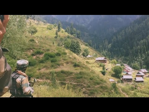 'Pak infiltrators out there somewhere in the forest…waiting, just like us'