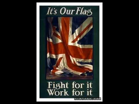 Vintage English World War I Posters