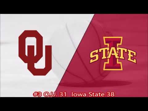 Iowa State 38, No. 3 Oklahoma 31: What we learned