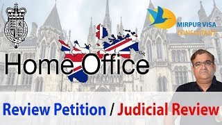 Review Petition|Judicial Review|