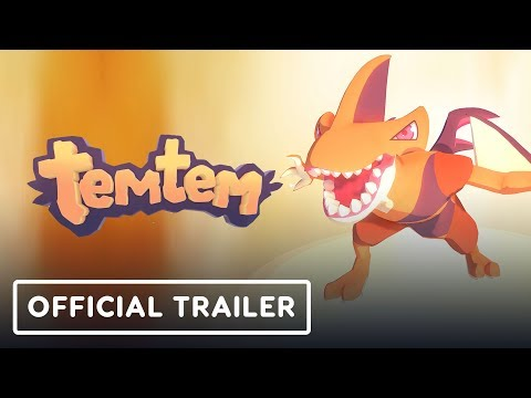 Temtem (Pokemon-Like MMO) - Official Gameplay Trailer