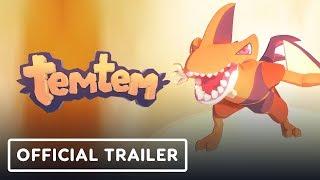 Temtem (Pokemon-Like MMO) - Official Gameplay Trailer
