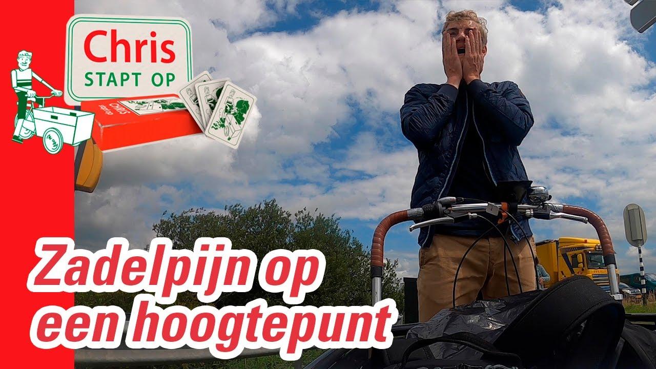 Door 't RIVIERENGEBIED naar Gorinchem en Hardinxveld | Chris stapt op #5