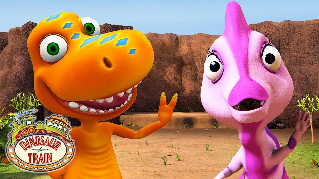 meeting cory corythosaurus explore dinosaur train
