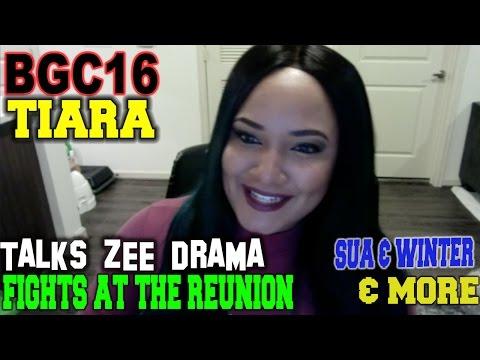BGC 16 TIARA talks Zee Drama, Reunion Fights, Sua & Winter, and Being a Good Bad!