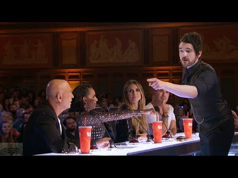 Thumbnail: America's Got Talent 2017 Colin Cloud The Human Lie Detector Amazes Full Audition S12E02