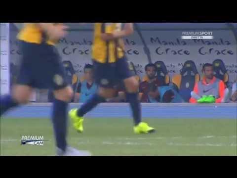 Daniele De Rossi Getting Mad (Hellas Verona VS As Roma)