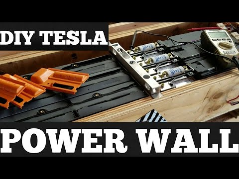 DIY Tesla Powerwall
