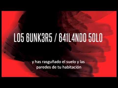 Los bunkers Bailando solo Karaoke e instrumental