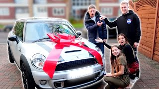 SURPRISING MY BEST FRIEND WITH A NEW CAR!!