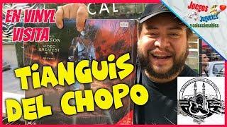 Tianguis Cultural del Chopo EN VINYL ★ juegos juguetes y coleccionables ★