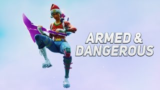 Fortnite Montage - Armed and Dangerous by Juice WRLD