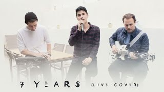 Repeat youtube video 7 Years (Lukas Graham) - Live Sam Tsui Cover