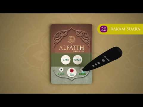 Al-Qolam Mushaf Alfatih Talking Pen