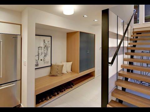 Как оформить стены в коридоре красиво и практично
