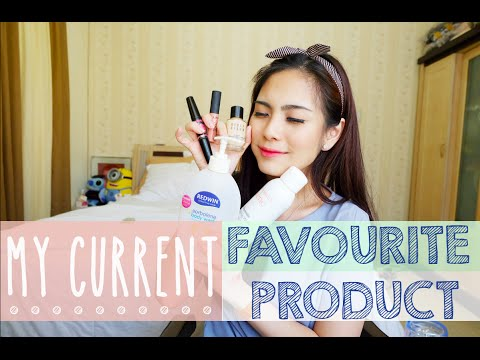 MY CURRENT FAVOURITE PRODUCT   PART 1 (HAIR, SKIN, AND BODY CARE) || TRIXIE WILONA