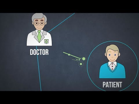 Medicalchain Explainer Video - Blockchain Technology for Ele