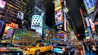 New York City 2014 - Walking Tour In Manhattan Hd ( Part 1 )