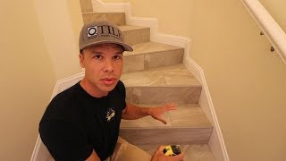 beautiful tile staircase considerations before you begin