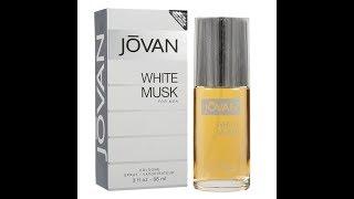 Review Jovan White Musk for Men