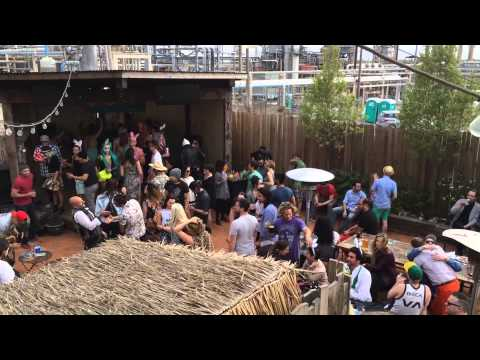 Easter Bunny Hop 2015 at The Garage (Video Edit)
