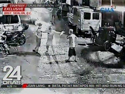 Exclusive: Lalaki na pinagbabaril ng kainuman, nakailag at nadaplisan lang ng bala sa ulo